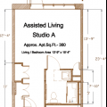 Studio A Apartment
